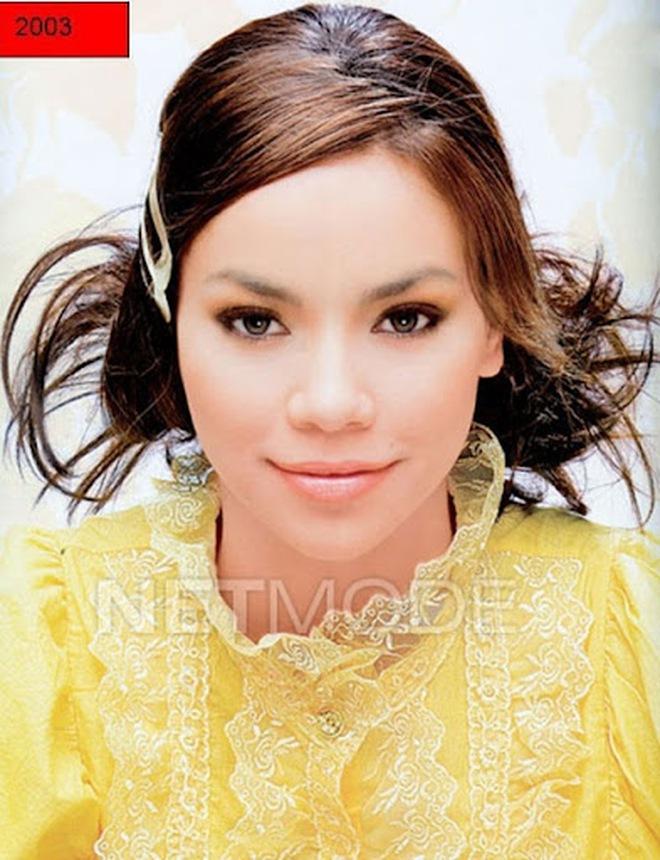 Ảnh Hà Hồ 20 năm trước, thời thi Hoa hậu nhưng bị loại trước chung kết, vướng nghi án dao kéo vì khác quá khác bây giờ - ảnh 18