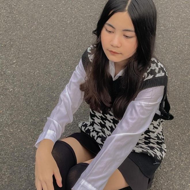 Út cưng nhà Quyền Linh khoe ảnh mừng tuổi 13: Xinh quá! - ảnh 2