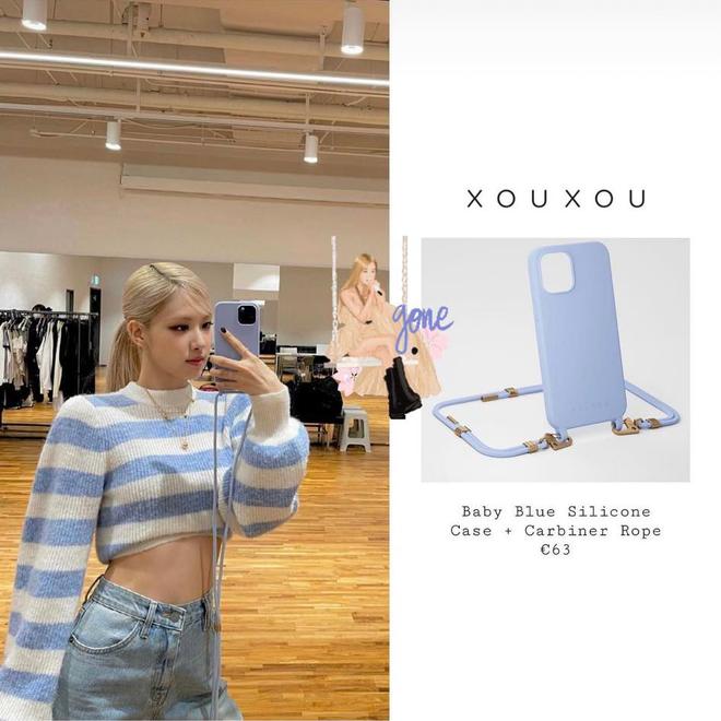 Rosé (BLACKPINK) sở hữu mẫu ốp iPhone với thiết kế cực độc, nghe giá mà muốn xỉu ngang - ảnh 3