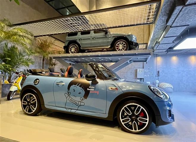 Rich kid Việt và những món quà khủng: Bộ đôi siêu xe ngót nghét 70 tỷ, đồng hồ sang với hàng hiệu nhiều không đếm nổi - ảnh 12