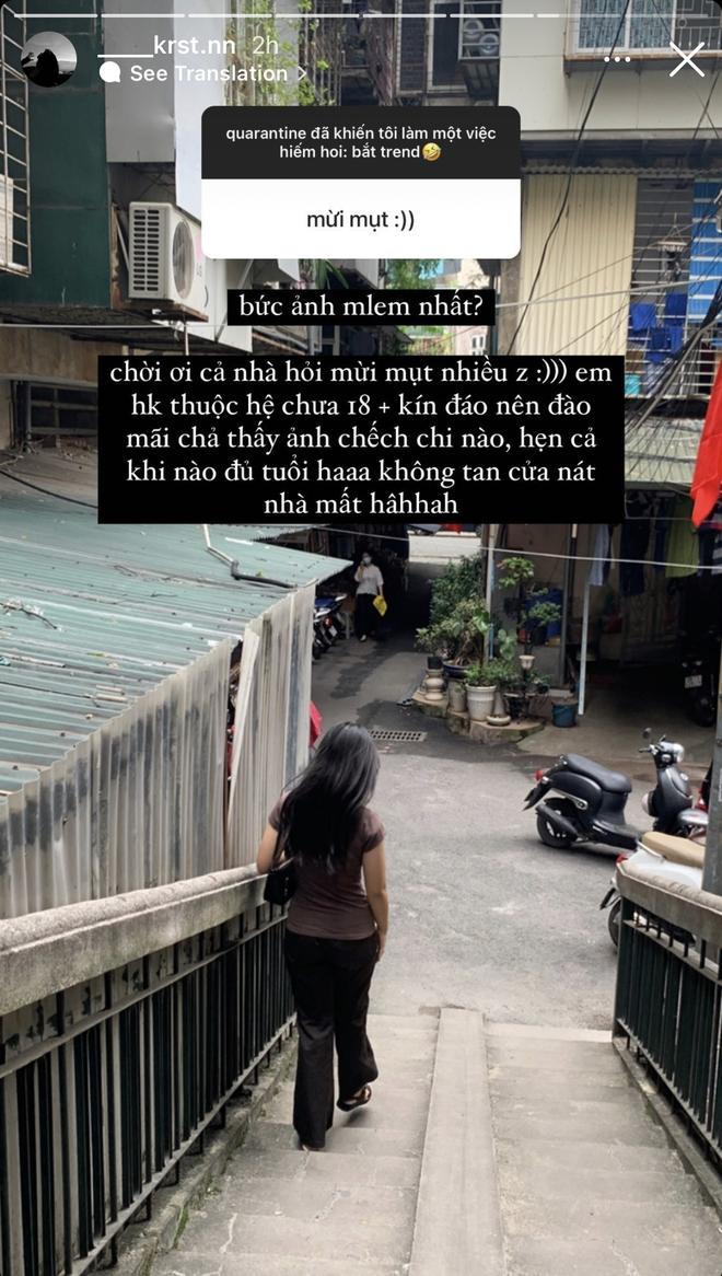 Gái út nhà NSƯT Chiều Xuân phản ứng thế nào khi netizen đòi xem ảnh mlem? - Ảnh 2.