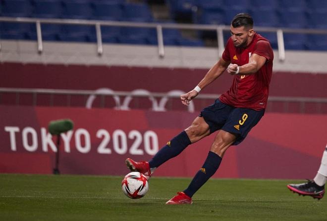 Hậu vệ Bờ Biển Ngà phá game, giúp Tây Ban Nha trở về từ cõi chết, ngược dòng giành vé vào bán kết Olympic - ảnh 13