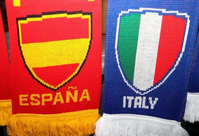 Italy vào chung kết Euro 2020 sau chiến thắng kịch tính trên chấm luân lưu - Ảnh 38.