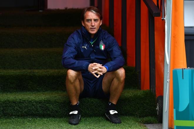 Italy vào chung kết Euro 2020 sau chiến thắng kịch tính trên chấm luân lưu - Ảnh 32.