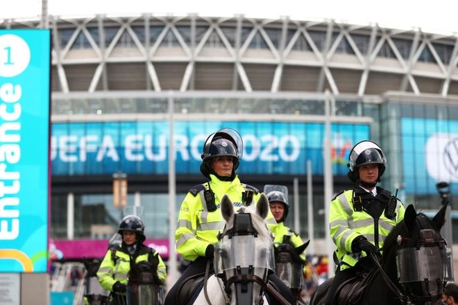 Italy vào chung kết Euro 2020 sau chiến thắng kịch tính trên chấm luân lưu - Ảnh 23.