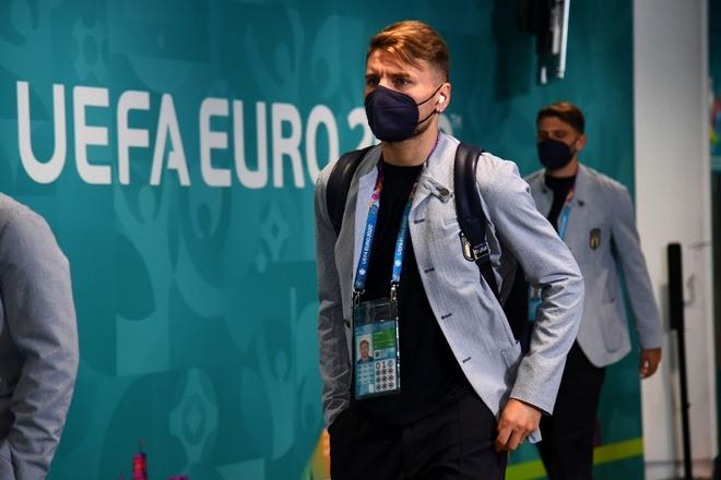 Italy vào chung kết Euro 2020 sau chiến thắng kịch tính trên chấm luân lưu - Ảnh 20.