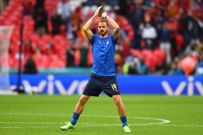 Italy vào chung kết Euro 2020 sau chiến thắng kịch tính trên chấm luân lưu - Ảnh 18.