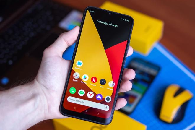 Top smartphone giá dưới 6 triệu, đáng mua nhất hiện nay! - Ảnh 1.