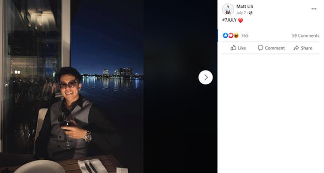 Sự thật đằng sau hình ảnh Hương Giang lộ diện đón sinh nhật cùng CEO Matt Liu - Ảnh 3.