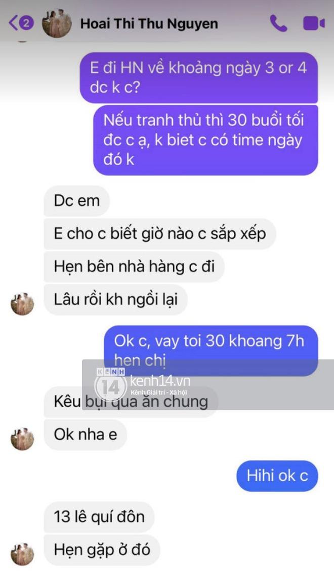 Hoa hậu Thu Hoài có động thái đáp trả cực căng khi bị Vy Oanh tố nói dối, còn ẩn ý về 1000 lớp vỏ bọc? - Ảnh 5.