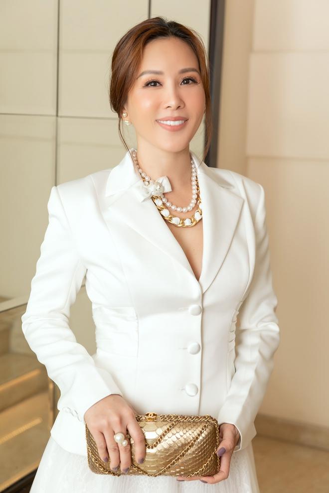 Hoa hậu Thu Hoài có động thái đáp trả cực căng khi bị Vy Oanh tố nói dối, còn ẩn ý về 1000 lớp vỏ bọc? - Ảnh 6.