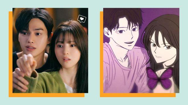 Tạo hình nhân vật loạt phim Hàn hot so với webtoon: Nevertheless ổn đấy nhưng chưa đỉnh bằng Tầng Lớp Itaewon - Ảnh 1.