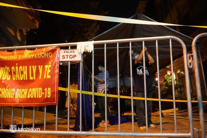 Hà Nội: Phong toả tạm thời ngõ 651 Minh Khai do có 20 ca nghi nhiễm Covid-19 - ảnh 2
