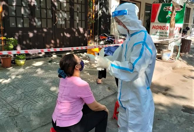 Các ca nhiễm Covid-19 mới ngày 1/8 ở Đà Nẵng đã đến những đâu? - ảnh 1