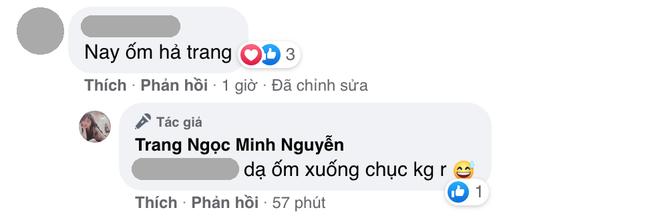 Vợ cũ Minh Râu lần đầu tiên lộ diện sau biến ly hôn, tiết lộ đã giảm số kg đáng kể - ảnh 3
