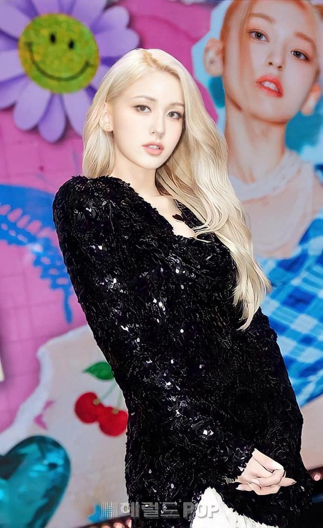Nữ thần lai nhà YG Jeon Somi gây bão với visual siêu thực như búp bê Barbie, Jennie u mê đến mức spam bình luận khen hết lời - Ảnh 3.