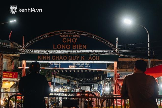 Hà Nội: Phong tỏa khu vực hải sản trong chợ Long Biên, tập trung truy vết liên quan ca Covid-19 từng đến đây - ảnh 1