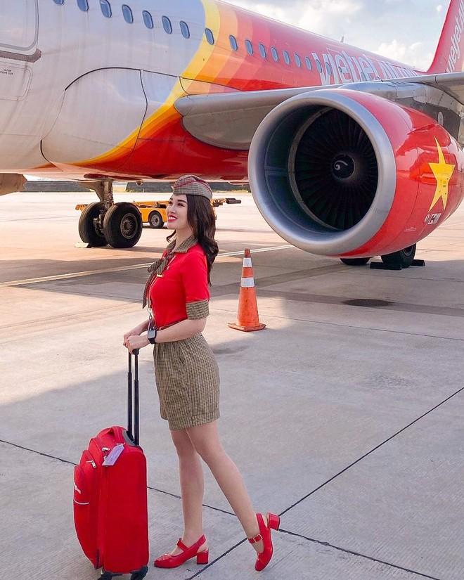 Gái đẹp bỏ ngân hàng làm tiếp viên hàng không: Từng bị gạ đi tour giá 10.000 đô, gạ làm sugar baby 50 triệu⁄ tháng - Ảnh 4.