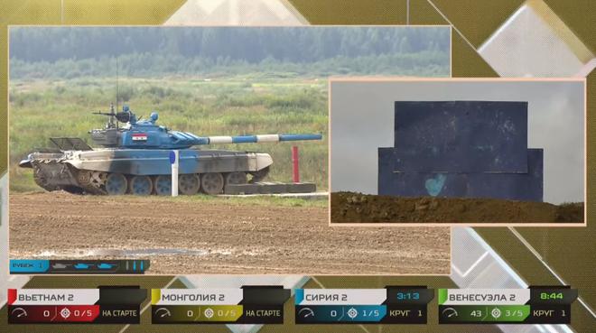 Khởi đầu không như ý, Đội tuyển xe tăng Việt Nam vẫn có màn bứt phá thần tốc ở chặng nước rút - Ảnh 18.
