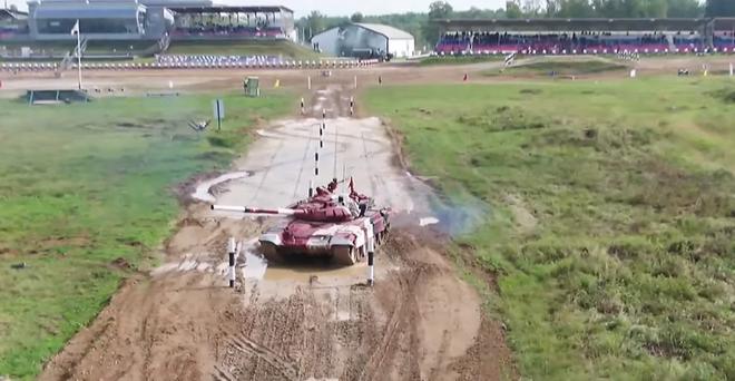 Khởi đầu không như ý, Đội tuyển xe tăng Việt Nam vẫn có màn bứt phá thần tốc ở chặng nước rút - Ảnh 16.