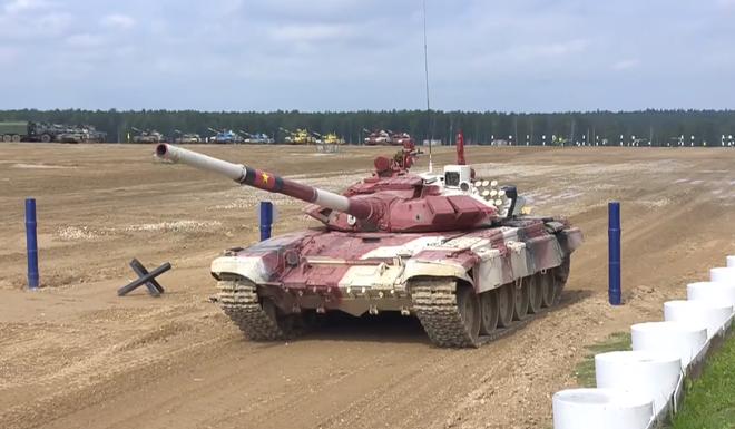 Khởi đầu không như ý, Đội tuyển xe tăng Việt Nam vẫn có màn bứt phá thần tốc ở chặng nước rút - Ảnh 13.