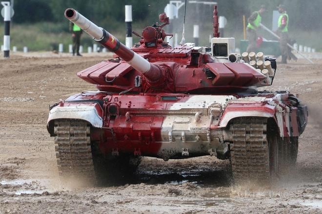 Khởi đầu không như ý, Đội tuyển xe tăng Việt Nam vẫn có màn bứt phá thần tốc ở chặng nước rút - Ảnh 2.