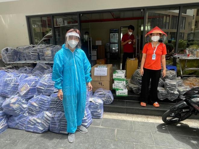 Giao xe cứu thương 2,55 tỷ cho ông Đoàn Ngọc Hải, NS Việt Hương phải lên tiếng cực căng vì bị chỉ trích nặng nề - ảnh 4