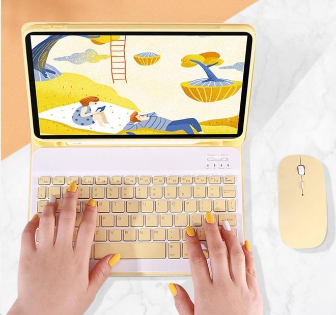 Dùng iPad để work from home quá đơn giản với loạt phụ kiện giá từ 125k này - Ảnh 4.