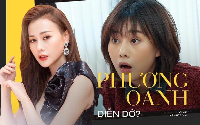 Phương Oanh (Hương Vị Tình Thân): Diễn xuất đơ cứng, tự rút khỏi VTV Awards để tránh gây tranh cãi? - ảnh 1