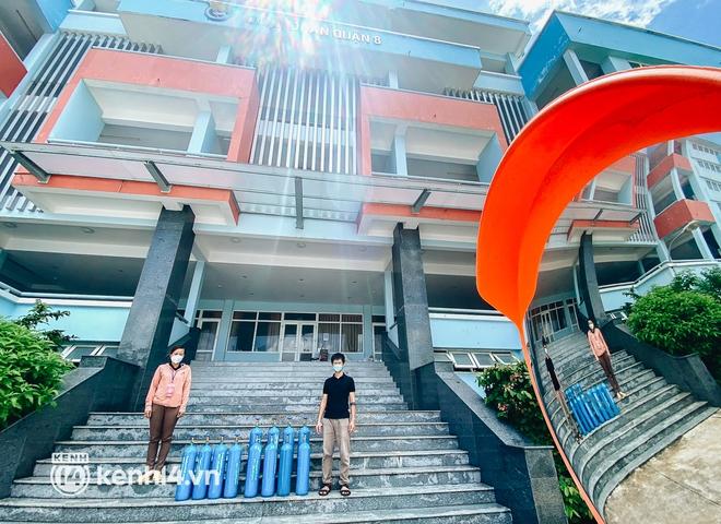 """""""Cha đẻ"""" ATM gạo cho ra đời ATM Oxy và câu chuyện bình oxy cứu sống một người cha ở Sài Gòn trong đêm - ảnh 12"""