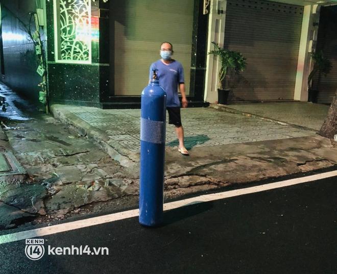 """""""Cha đẻ"""" ATM gạo cho ra đời ATM Oxy và câu chuyện bình oxy cứu sống một người cha ở Sài Gòn trong đêm - ảnh 1"""