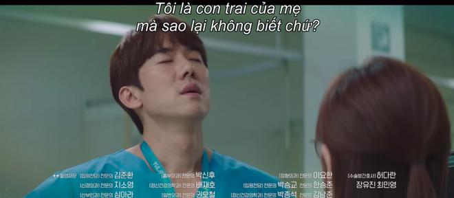 Preview Hospital Playlist 2 tập 8: Jeong Won suy sụp vì bạn gái bỏ rơi, mẹ lâm bệnh nặng khó cứu chữa? - ảnh 3