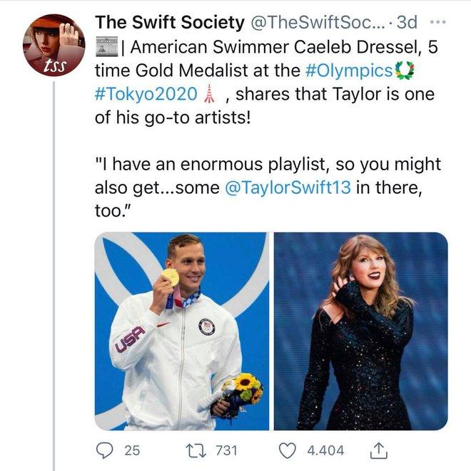 Loạt VĐV giành HCV tại Olympic Tokyo 2020 tiết lộ cùng thích nghe nhạc của 1 nghệ sĩ trước khi thi đấu, bí quyết chiến thắng đây rồi? - Ảnh 3.