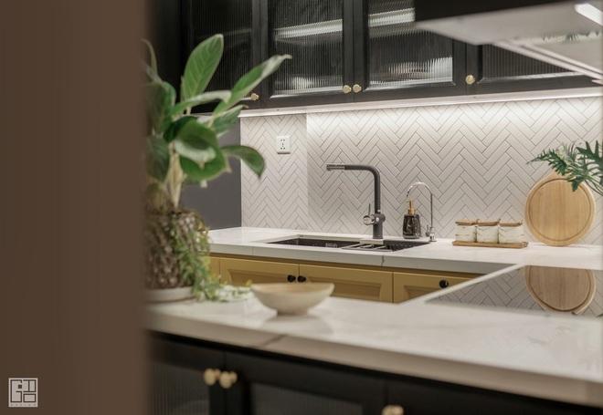 Nội thất căn hộ thiết kế phong cách Indochine 700 triệu