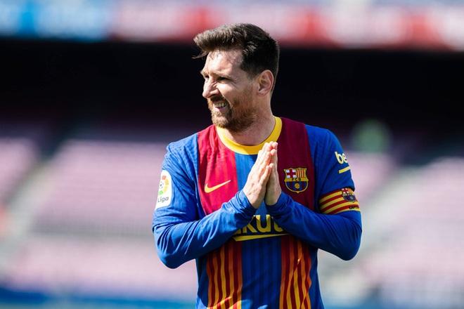 CHÍNH THỨC: Siêu sao Messi rời Barcelona, khép lại chuyện tình 21 năm vừa đẹp đẽ, vừa đắng cay - ảnh 1