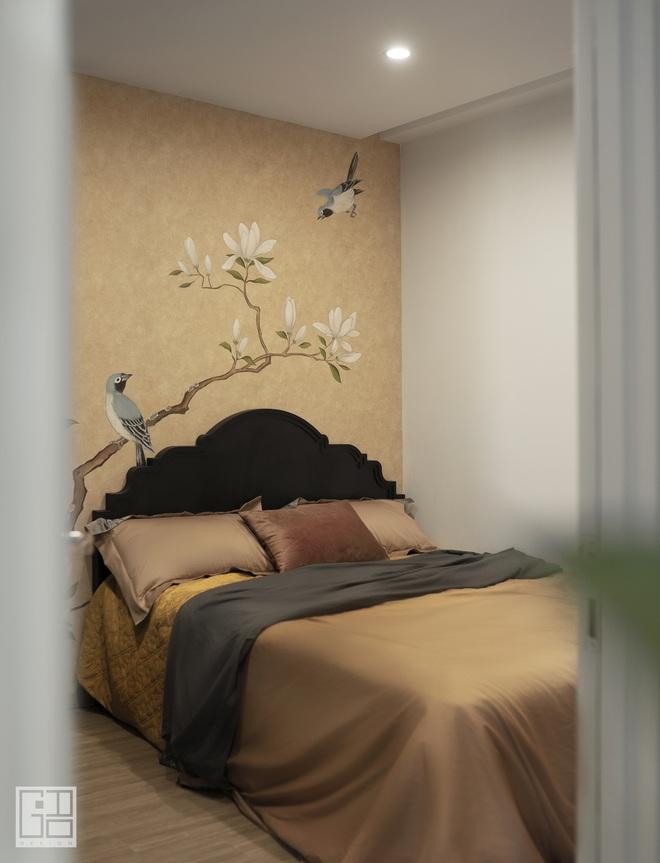 Nội thất căn hộ thiết kế phong cách Indochine 700 triệu - Ảnh 10.