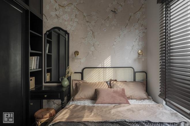 Nội thất căn hộ thiết kế phong cách Indochine 700 triệu - Ảnh 8.