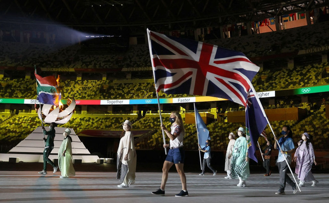 Bế mạc Olympic Tokyo 2020: Không dài lê thê phát buồn ngủ như khai mạc, ngày khép lại Thế vận hội đặc biệt nhất lịch sử tràn ngập tiếng cười, lắng đọng và ấn tượng - Ảnh 31.