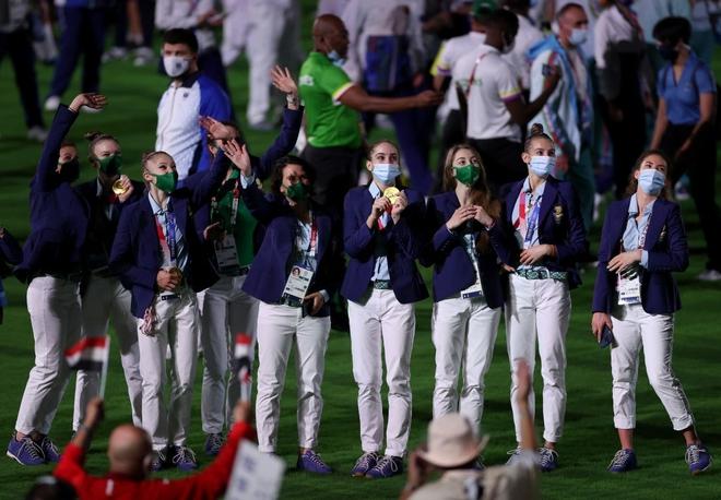Bế mạc Olympic Tokyo 2020: Không dài lê thê phát buồn ngủ như khai mạc, ngày khép lại Thế vận hội đặc biệt nhất lịch sử tràn ngập tiếng cười, lắng đọng và ấn tượng - Ảnh 27.