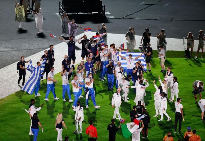Bế mạc Olympic Tokyo 2020: Không dài lê thê phát buồn ngủ như khai mạc, ngày khép lại Thế vận hội đặc biệt nhất lịch sử tràn ngập tiếng cười, lắng đọng và ấn tượng - Ảnh 28.