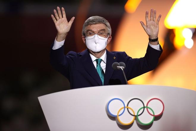 Bế mạc Olympic Tokyo 2020: Không dài lê thê phát buồn ngủ như khai mạc, ngày khép lại Thế vận hội đặc biệt nhất lịch sử tràn ngập tiếng cười, lắng đọng và ấn tượng - Ảnh 8.