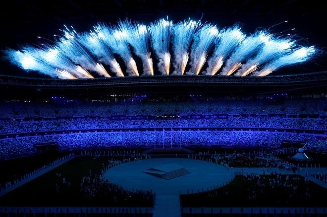 Bế mạc Olympic Tokyo 2020: Không dài lê thê phát buồn ngủ như khai mạc, ngày khép lại Thế vận hội đặc biệt nhất lịch sử tràn ngập tiếng cười, lắng đọng và ấn tượng - Ảnh 4.