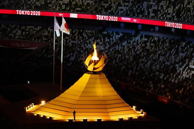 Bế mạc Olympic Tokyo 2020: Không dài lê thê phát buồn ngủ như khai mạc, ngày khép lại Thế vận hội đặc biệt nhất lịch sử tràn ngập tiếng cười, lắng đọng và ấn tượng - Ảnh 41.