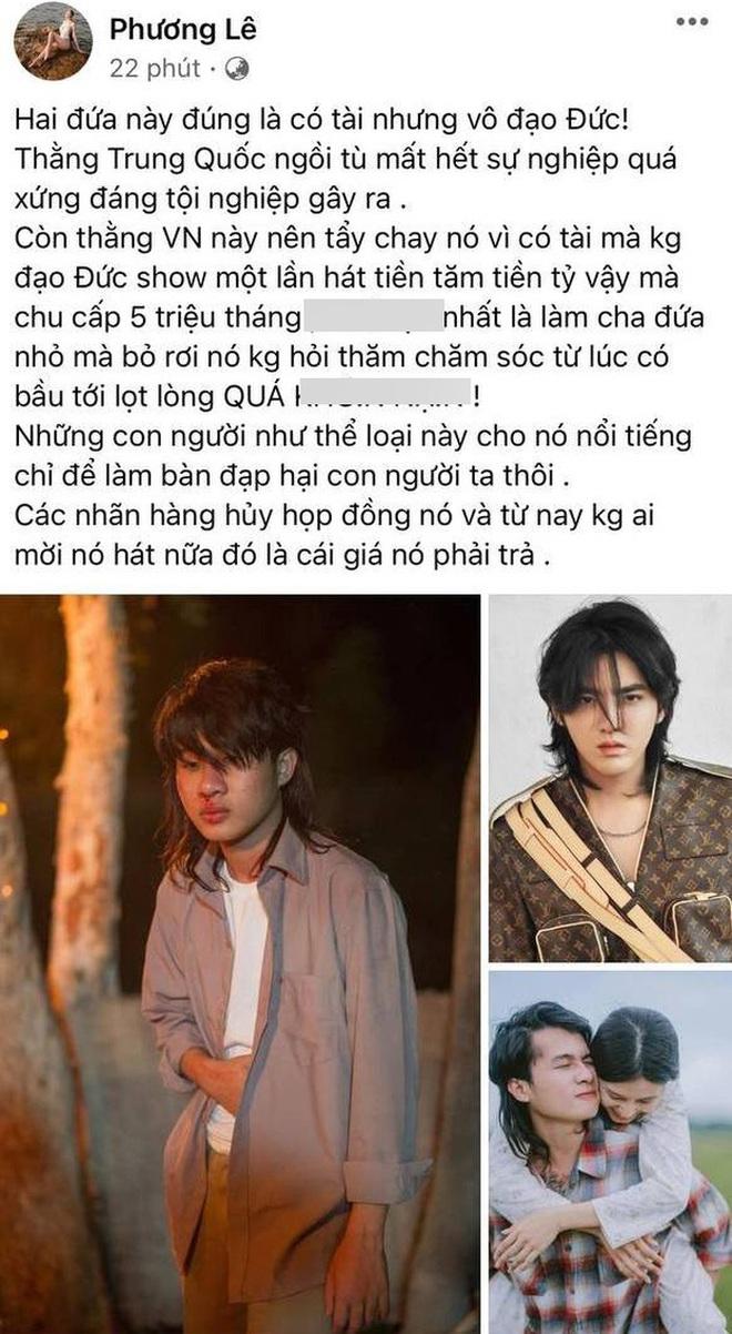 Dàn sao Việt bàn vụ drama tình ái của Jack: Hoa hậu ở nhà 200 tỷ chỉ trích thẳng, 1 ca sĩ nghẹn lòng khi nghe Thiên An tâm sự - Ảnh 6.