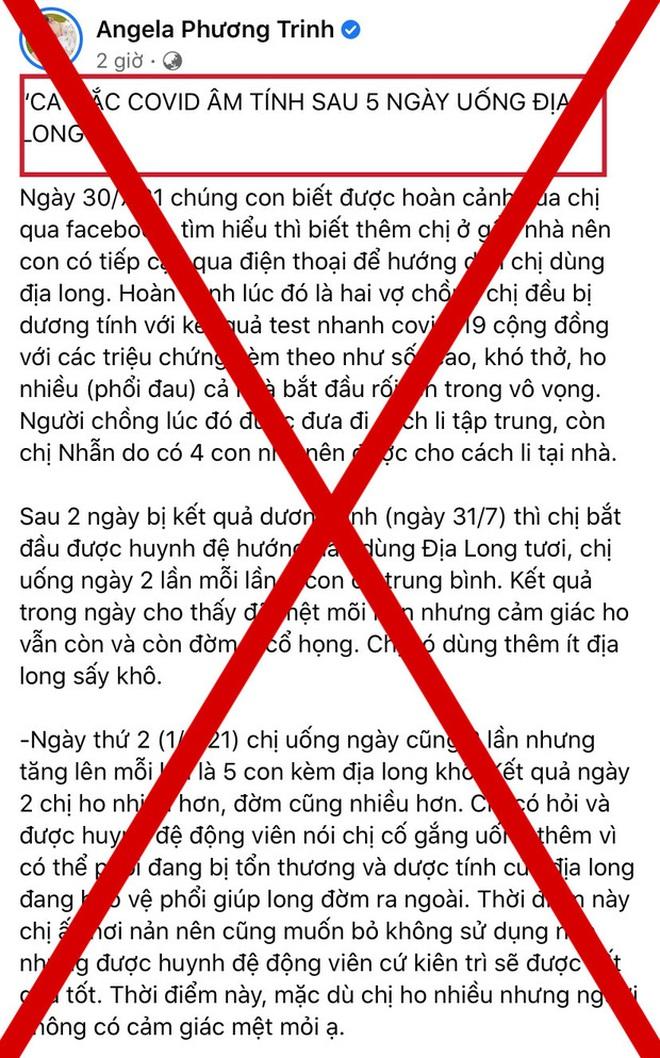 Angela Phương Trinh gây phẫn nộ khi tiếp tục đăng clip ăn giun đất kinh dị, mặc quy định xử phạt từ Bộ TT&TT - Ảnh 3.