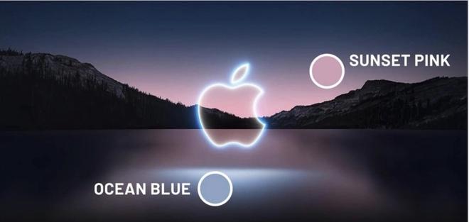 Trước ngày ra mắt, iPhone 13 lộ concept màu ocean blue giống hệt hint trên thư mời? - ảnh 1