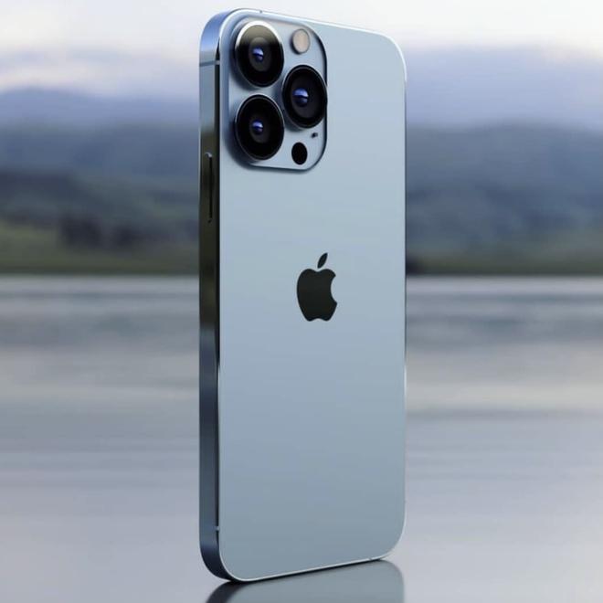 Trước ngày ra mắt, iPhone 13 lộ concept màu ocean blue giống hệt hint trên thư mời? - ảnh 4
