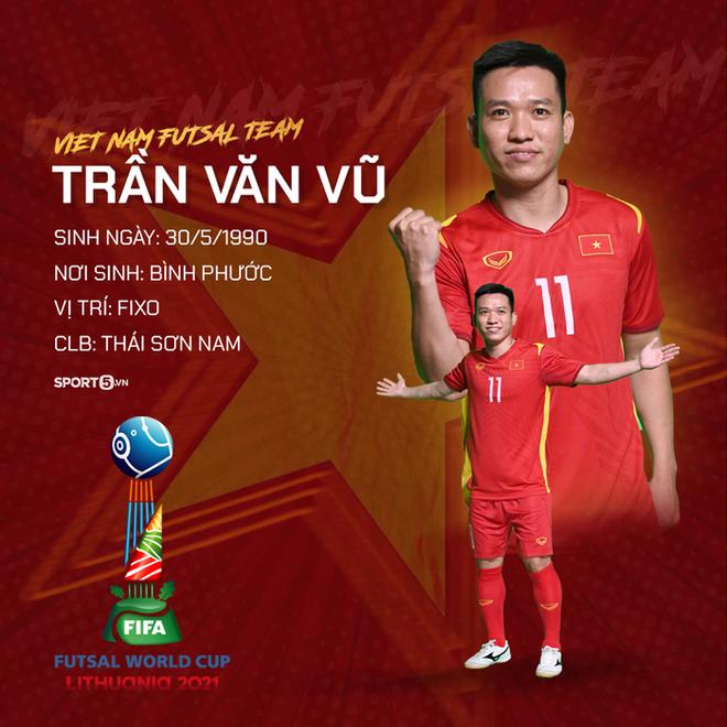 Tiến lên, những chiến binh áo đỏ của ĐT futsal Việt Nam! - ảnh 13