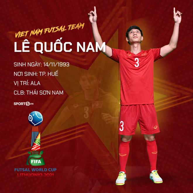 Tiến lên, những chiến binh áo đỏ của ĐT futsal Việt Nam! - ảnh 3