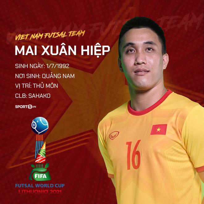 Tiến lên, những chiến binh áo đỏ của ĐT futsal Việt Nam! - ảnh 4